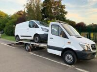 24/7 LONDON ESSEX BREAKDOWN RECOVERY SERVICE CAR VAN TOWING TOW TRUCK M25 A406 M11 30 MINS