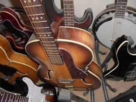 Hofner Senator Cello Guitar from the 50's or early 60's