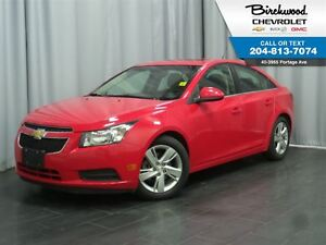 2014 Chevrolet Cruze Diesel LEATHER   SUNROOF   250W AUDIO