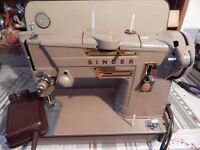 Singer 328k heavy duty sewing machine (please check spam folder if waiting for a reply)