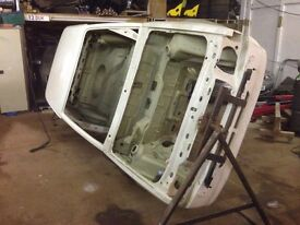 Ford escort 1983 rs1600i project