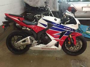 2013 Honda CBR600RR -