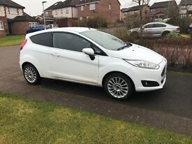 Ford Fiesta 1.0 EcoBoost Zetec 3dr - March 2013 - FSH- No Tax - 65 mpg - 1 owner - 18,200 miles