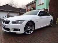 BMW 3 SERIES M Sport Plus, FSH, SAT NAV, i-Drive