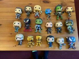 Assorted pops