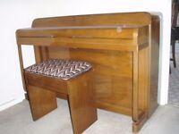 Kemble Minx piano