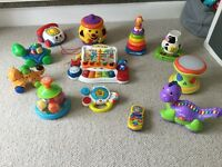 Various baby toddler toys