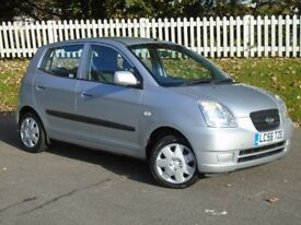 2007 (56) KIA Picanto 1.1 Zapp! | LONG MOT | 2 KEYS | HPI CLEAR | LOW TAX AND INSURANCE