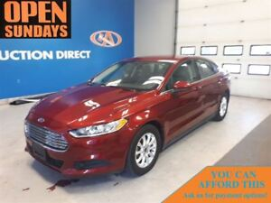2016 Ford Fusion S ALLOYS! FINANCE NOW!