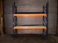 2nd Hand Kimer Pallet Racking - Excellent Condition