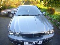 Jaguar x Type XS LE d FSH, Tinted windows MOT Jan 2018