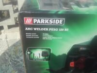 NEW PARKSIDE ARC WELDER PESG 120 B2