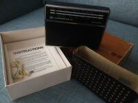 Small Vintage Transistor Radio.