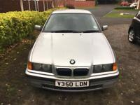 Bmw 316i compact 123k ideal for drift car conversion or banger racing