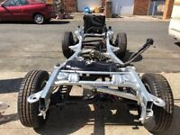 Jimny Rolling Chassis