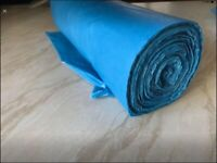FREE disposable plastic aprons roll