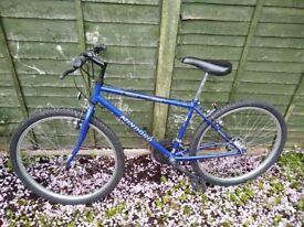 Mountain bike 26 inch wheels 100% working condition