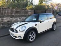 A lovely ex-demo Mini Cooper Clubman Chili Pack for sale