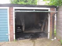 Single garage in Stratford / Forest Gate E15 to let. Parking or storage.