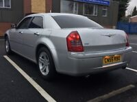 2006 CHRYSLER 300C 3,0 V6 DIESEL * F.S.H * LEATHER * NAV * SUNROOF * DELIVERY * FINANCE