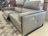 Franco Ferri Graige 3 seater power recliner sofa