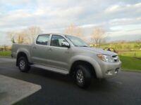 Toyota, HILUX, Pick Up, 2008, Manual, 2982 (cc)