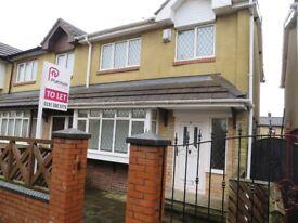 EXCELLENT OPPORTUNITY - 3 Bed Semi Detached House - Kelham Square, Downhill, Sunderland, SR5 4DA
