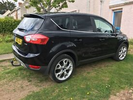 Ford Kuga low mileage and full ford service history