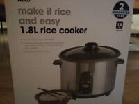 1.8Litre rice cooker