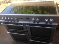 Leisure electric Range cooker 100cm..,Mint Free Delivery