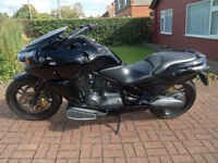Honda DN01 six speed automatic motorcycle