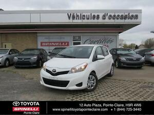 2014 Toyota Yaris TRES BAS KM!!!!!!!!!!! HURRY!!!!