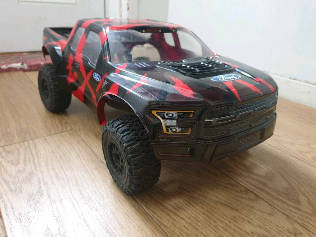 Traxxas 4X4 Slash  Upgraded  Proline  Alloy  Spares  Rc Car Truck SCT | in  Leicester, Leicestershire | Gumtree