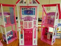Barbie Malibu Dream House Bundle