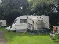 Porch Awning for Caravan by Outdoor Revolution