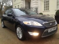 FORD MONDEO 2.0 TDCI TITANIUM X FULL SERVICE HISTORY 12 MONTHS MOT TIMING BELT CHENGE HPI CLEAR