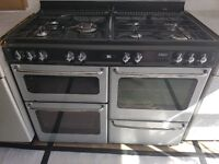 Freestanding Stoves Newhome Gas Cooker 100cm