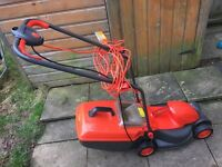 Flymo Visimo Electric Rotary Mower and Strimmer