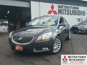 2011 Buick Regal CXL; Luxury, No accidents