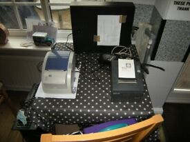 Printers Point of sale X 2 and Cash drawer