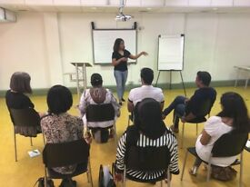 One-day Public Speaking Workshop Saturday 15th September 2018 from 09.00 -- 1700