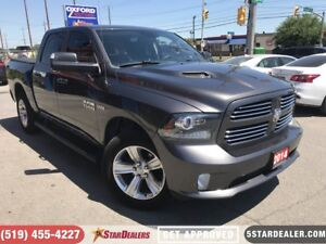 2014 Ram 1500 Sport | HEMI | LEATHER | NAV | ROOF