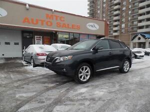 2010 Lexus RX 350 AWD, LEATHER, NAV, BACKUP, LOW KM CAM