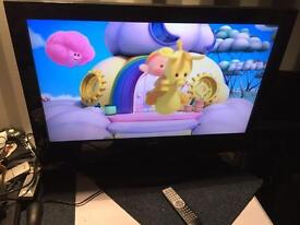 """Acoustic solution 37"""" LCD hd tv for sale"""