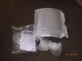 Honda SH300 windscreen windshield with fitting kit - NEW OEM part