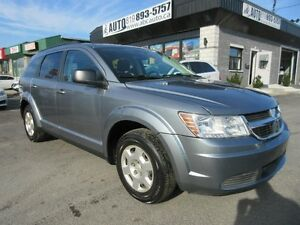 2010 Dodge Journey SE (FWD, 4 cyl, 5 passengers, Electric group)