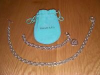 Tiffany Silver Jewellery Set