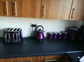 Kitchen Accessories - purple