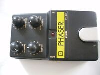 Pearl PH-03 Phaser stompbox/pedal/effects unit for electric guitar - Rapan -'80s - Rare