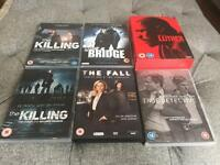 Collection of TV Cop Drama DVD